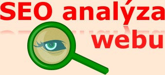 SEO analyza